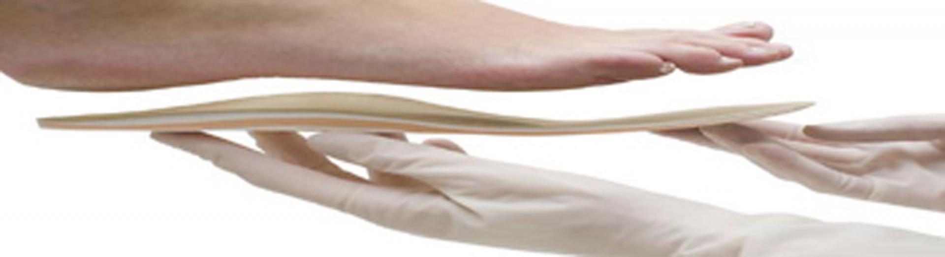 Les semelles orthopédiques par confection 3D