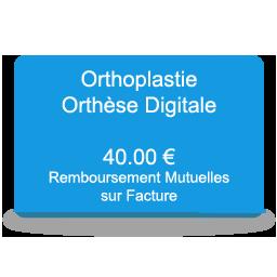 Orthoplastie 1