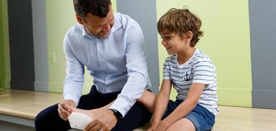 Podopediatrie